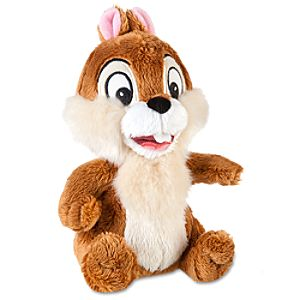 Chip an Dale: Chip Mini Bean Bag Plush -- 7 1/2 H