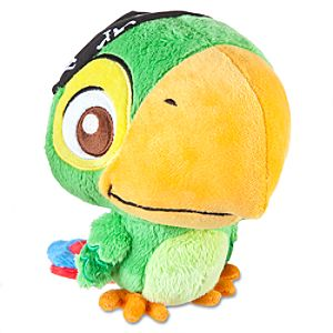 Jake and the Never Land Pirates Skully Plush -- 7 H