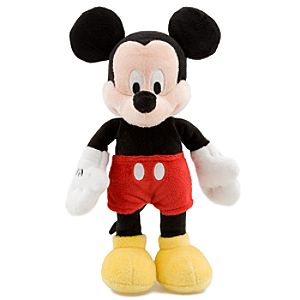 Mickey Mouse Plush - Mini Bean Bag - 9