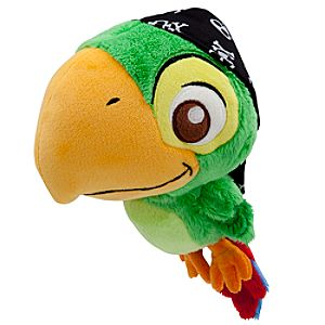 Skully Plush - Jake and the Never Land Pirates - Mini Bean Bag - 6