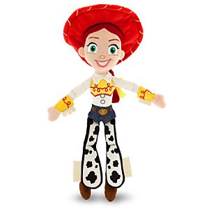 Jessie Plush - Mini Bean Bag - 11 - Toy Story