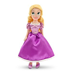 Rapunzel Plush Doll - Mini Bean Bag - 12