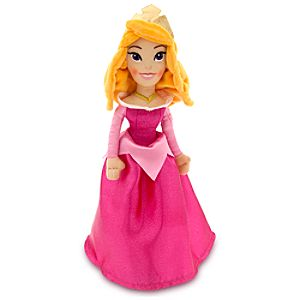 Aurora Plush Doll - Mini Bean Bag - 12 - Sleeping Beauty