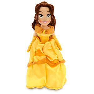 "Belle Plush Doll - Mini Bean Bag - 12"""