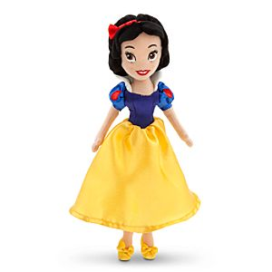 Snow White Plush Doll - Mini Bean Bag - 12