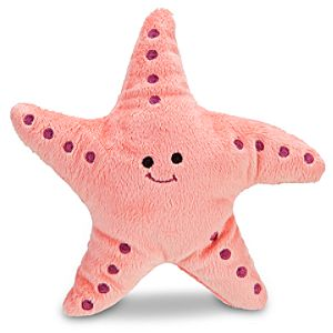 Finding Nemo: Peach Mini Bean Bag Plush -- 7 L