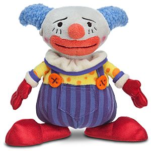 Toy Story Chuckles the Clown Mini Bean Bag Plush -- 7 H