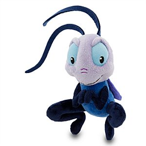 Cri-Kee Mini Bean Bag Plush - Mulan - 7