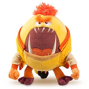 Dirk Mini Bean Bag Plush - Monsters University - 7