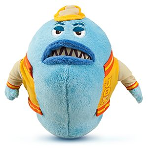 Baboso Mini Bean Bag Plush - Monsters University - 6 1/2