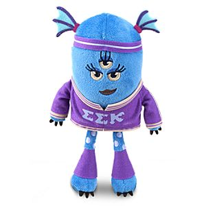 Brynn Mini Bean Bag Plush - Monsters University - 9