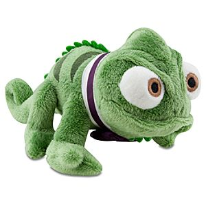 Tangled Ever After Pascal Mini Plush -- 8 L