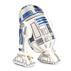 R2-D2 Plush - Star Wars - Mini Bean Bag - 8