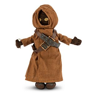 Jawa Mini Bean Bag Plush Doll - 11