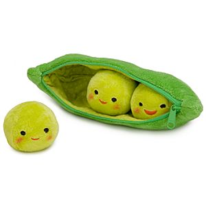 3 Peas-in-a-Pod Plush - Toy Story 3 - Mini Bean Bag - 8