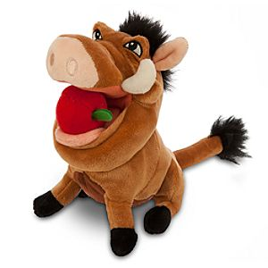 Pumbaa Plush - The Lion King - Mini Bean Bag - 8