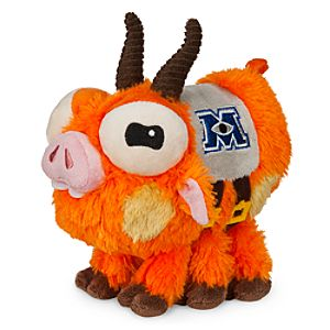 Scare Pig Plush - Monsters University - 7