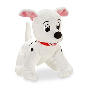 101 Dalmatians: Rolly Mini Bean Bag Plush -- 8 L
