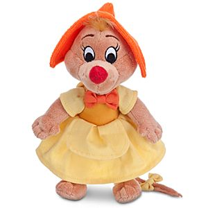 Cinderella Suzy Plush Toy -- 9 H