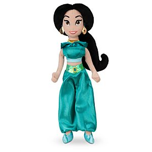 Jasmine Mini Bean Bag Plush Doll - 12