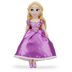 Rapunzel Mini Bean Bag Plush Doll - 12