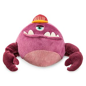 Chet Mini Bean Bag Plush - Monsters University - 9
