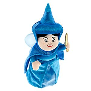 Merryweather Plush - Mini Bean Bag - 10 - Sleeping Beauty