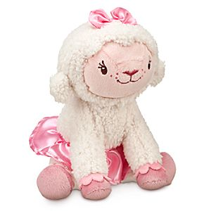 Lambie Plush - Doc McStuffins - Mini Bean Bag - 7