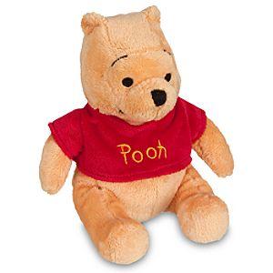 Winnie the Pooh Plush - Mini Bean Bag - 7