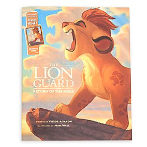 The Lion Guard: Return of the Roar Book