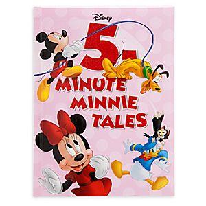 5-Minute Minnie Tales Book