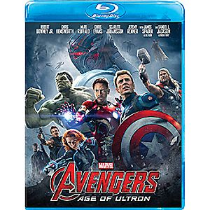 Marvels Avengers: Age of Ultron Blu-ray