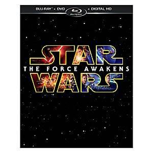 Star Wars: The Force Awakens Blu-ray Combo Pack with FREE Lithograph Offer - Pre-Order