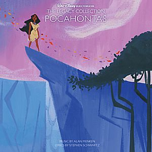 Pocahontas The Legacy Collection CD