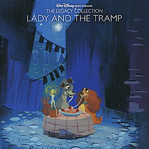 Lady and the Tramp The Legacy Collection CD