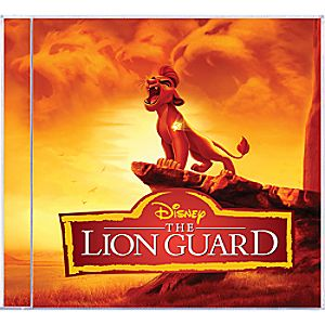 The Lion Guard Soundtrack CD