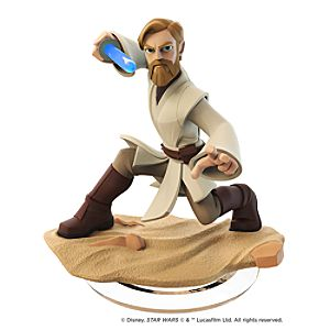 Obi-Wan Kenobi Figure - Disney Infinity: Star Wars (3.0 Edition)
