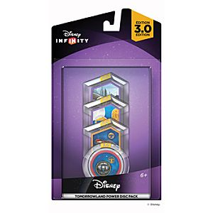 Disney Infinity: Disney Tomorrowland Power Disc Pack (3.0 Edition)