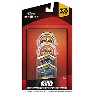 Disney Infinity: Star Wars Rise Against the Empire Power Disc Pack (3.0 Edition)