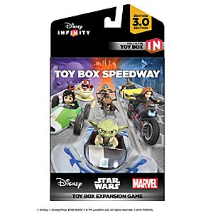 Disney Infinity: Toy Box Speedway (3.0 Edition)