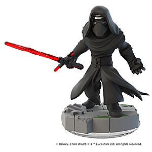 Kylo Ren Figure - Disney Infinity: Star Wars: The Force Awakens (3.0 Edition)