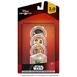 Disney Infinity: Star Wars: The Force Awakens Power Disc Pack (3.0 Edition) - Pre-Order