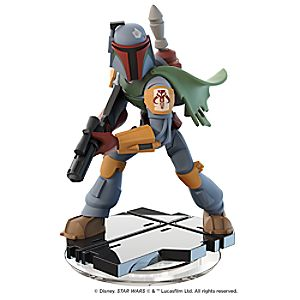 Boba Fett Figure - Disney Infinity: Star Wars (3.0 Edition)