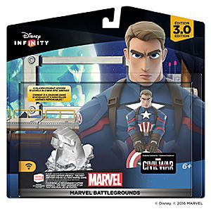 Disney Infinity: Marvel Battlegrounds Play Set (3.0 Edition) - Pre-Order