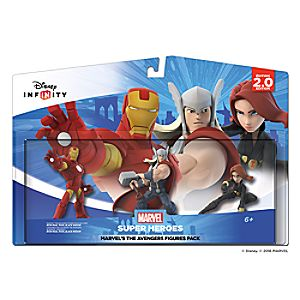 Disney Infinity: Marvels The Avengers Figure Pack (2.0 Edition) - Pre-Order