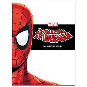 The Amazing Spider-Man: An Origin Storybook