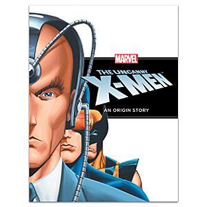 The Uncanny X-Men: An Origin Storybook
