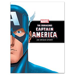 The Courageous Captain America: An Origin Storybook