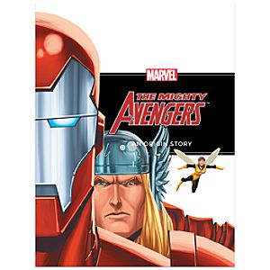 The Mighty Avengers: An Origin Story Book