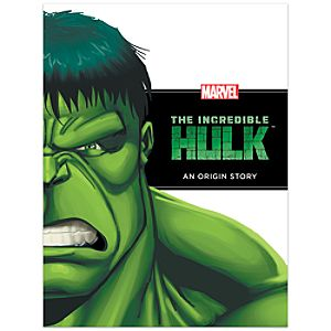 The Incredible Hulk: An Origin Story Book
